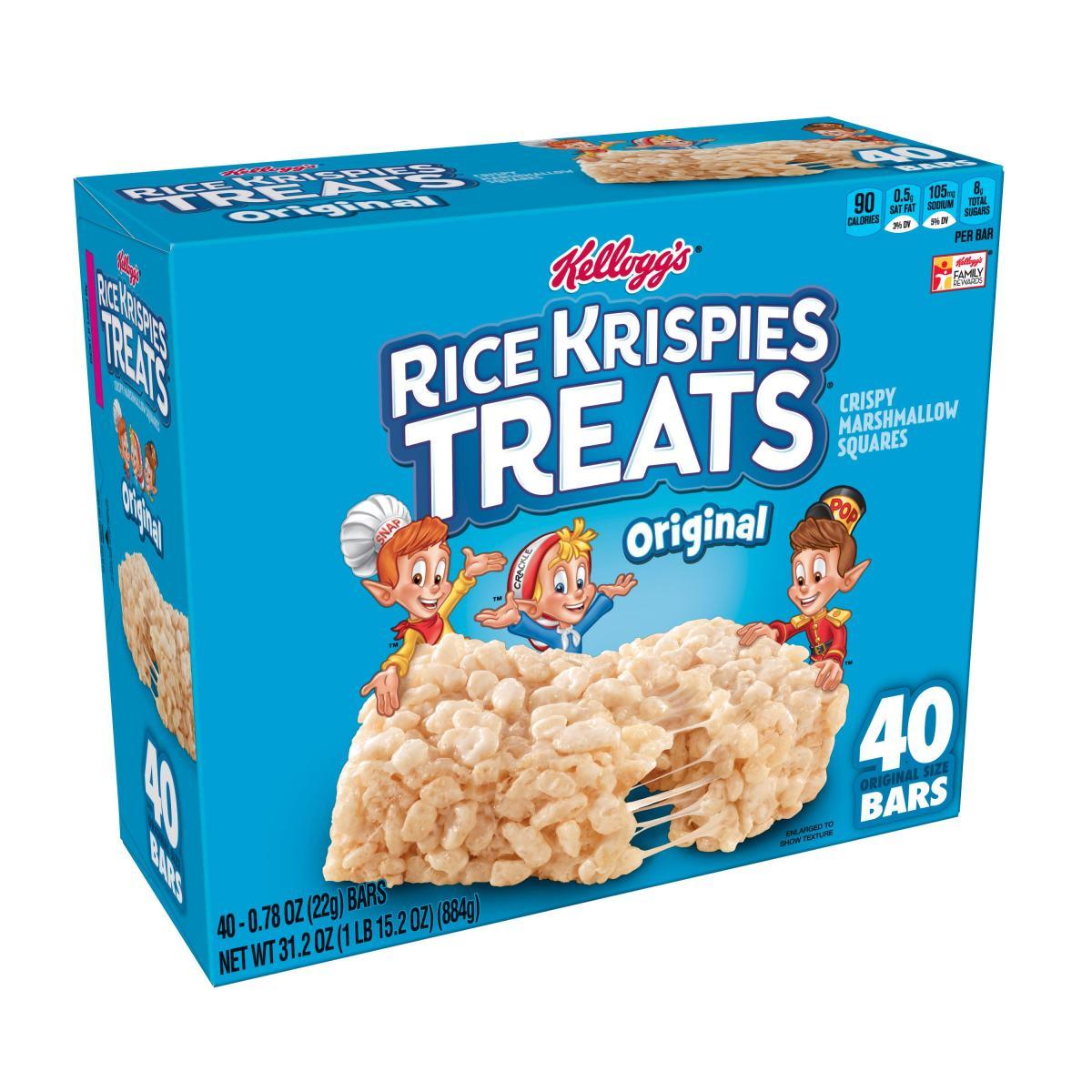 Rice Krispies Treats - Is This Kosher?